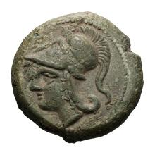 Anonymous; Litra  Shortly before 269 BC  4.730. EF.