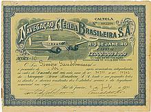 Navegação Aérea Brasileira S. A.