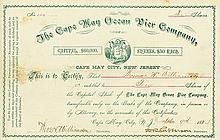 Cape May Ocean Pier Company