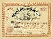 General Electric Automobile Company