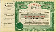 China Agency and Trading Company