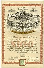 Compañia Cervecera de Chihuahua Sociedad Anonima