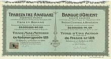 Banque d'Orient Société Anonyme