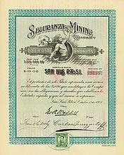 Securanza Mining Company Sociedad Anonima