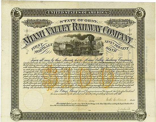 Miami Valley Railway Company