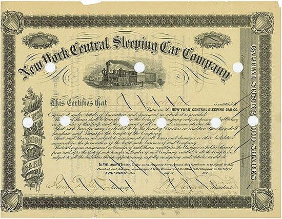 New York Central Sleeping Car Company