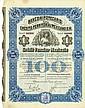 Banco Hipotecario de Crédito Territorial Mexicano, S. A. / Credit Foncier Mexicain [6 Stück]