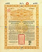 Chinese Imperial Government / Kaiserlich Chinesische 4,5 % Staatsanleihe (Kuhlmann 81, 83, 85) [3 Stück]