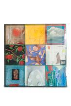 Habatat - Therman Statom, Aegean, Fine Art Glass