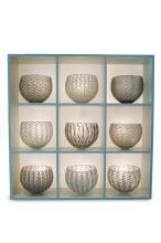 Habatat - Tobias Mohl, Nest, Fine Art Glass Sculpture