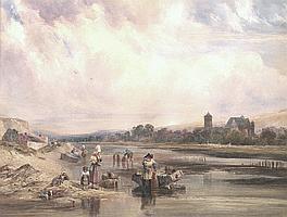 Samuel Austin, OWS 1796-1834, 'Women washing