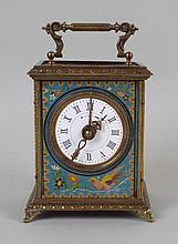 A late 19th century French champlevé style