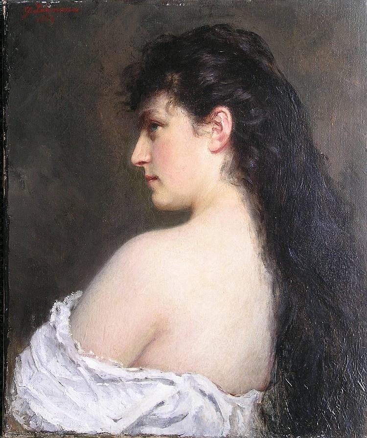 Gregoire Lehmann (Franco-Russian School 1834-1901)