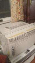 window air conditioner with remote controls