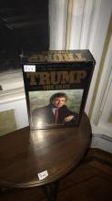 Trump the game board game in sealed box