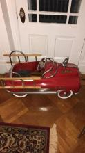Reproduction pedal car