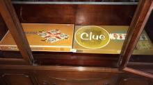 Clue game, Parcheesi