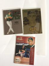3x Ben Grieve Baseball Cards