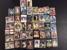 Lot of Chicago Cubs Player Baseball Cards All Pitchers