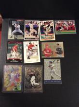 Lot of Jeff Bagwell Baseball Cards