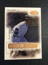 Hideki Matsui Rookie Baseball Card