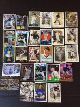 Lot of Todd Helton Baseball Cards