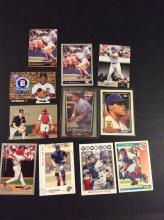 Ivan Pudge Rodriguez Baseball Cards