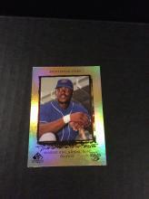 Mario Encarnacion SP Top Prospects Rookie Baseball Card Foil