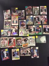 Lot of Manny Ramirez Baseball Cards