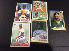 Dave Stewart Baseball Cards