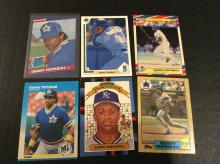 Danny Tartabull Rookie Baseball Cards and More