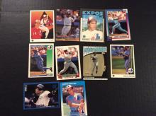 Andres Galarraga Baseball Cards