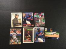 Cliff Floyd Rookie Baseball Cards and More
