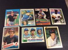 Brett Butler Rookie Baseball Card and More