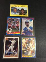 Ken Griffey Jr Rookie Baseball Card and More