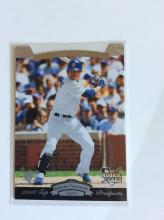 Kosuke Fukudome Rookie Baseball Card