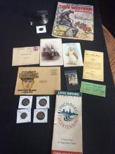 Table Top of Collectibles