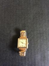 Mens Benrus Swiss Wrist Watch 14K Gold Filled