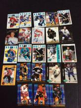Lot of NHL Hockey Player Rookie Cards and More