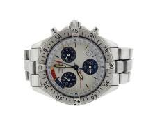 Breitling Colt Transocean Chronograph Steel Watch A53340