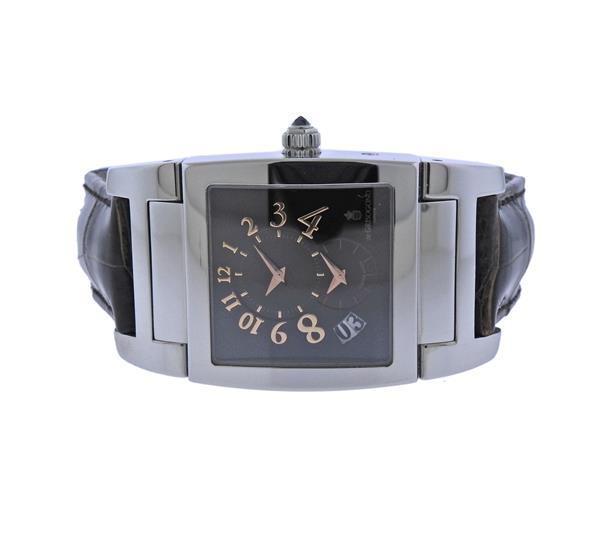 De Grisogono Instrumento No. Uno Steel Watch