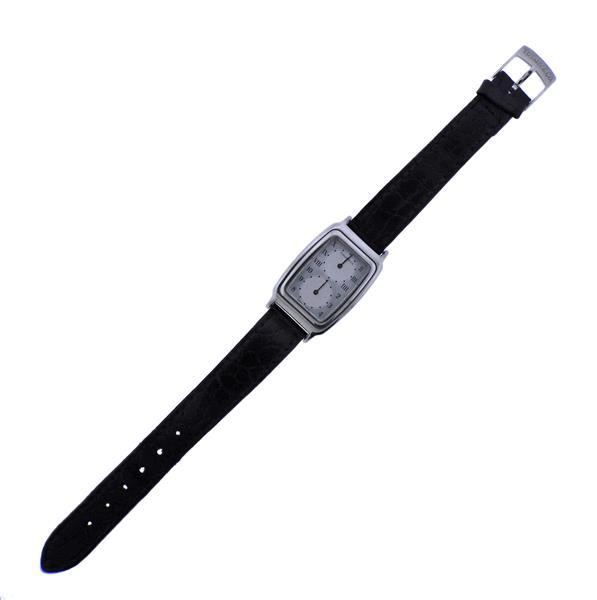 Tiffany & Co Dual Time Zone Quartz Lady's Watch