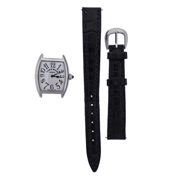 Franck Muller Curvex 18K Gold Lady's Watch 2251MC