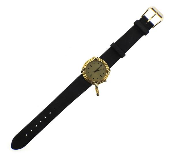 Boris Le Beau 18k Gold Watch 00106