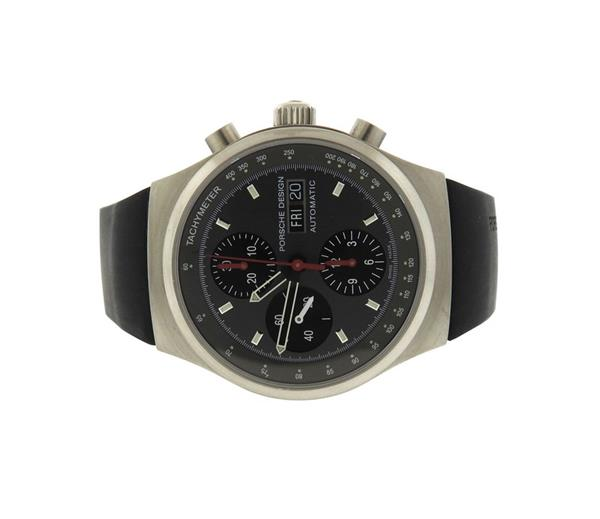Porsche Design Heritage Titanium Automatic Watch