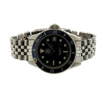 Tag Heuer Professional Blue Dial Watch 980.613D