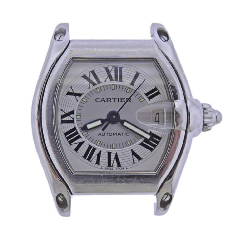 Cartier Roadster Automatic Steel Watch 2510