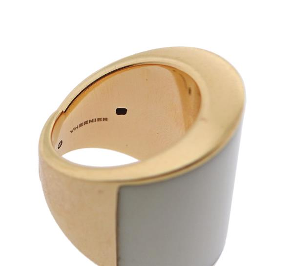 Vhernier Gold Kogolong Ring A