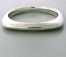 Tiffany & Co Sterling  Bangle Bracelet