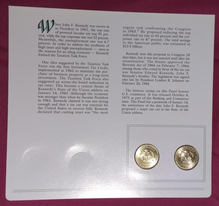 2010 Uncirculated JFK Half Dollar